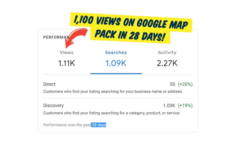 google map marketing for contractors